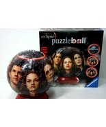 """The Twilight Eclipse Puzzleball 240 Pieces Ravensburger 6"""" Stand Instruc... - $14.99"""