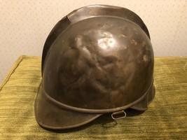 Original WW1 French Foreign Legion ? Fireman Helmet - $99.00