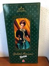 Yuletide Romance Hallmark Special Edition Barbie (New) (#15621) - $24.95