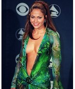 Jennifer Lopez Stunning In Very Revealing Dress 16x20 Canvas Giclee - $69.99