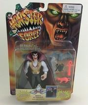 "Monster Force 5"" Figure Dracula Prince Darkness Blood Sucking Bat Playma... - $31.14"