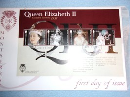CORONATION of Queen Elizabeth II- June 2nd 1953 at Westminster Abbey  Stamp - £26.05 GBP