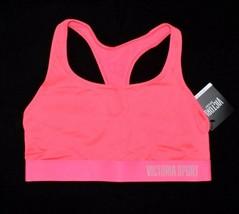 VICTORIA'S SECRET Sport Sports Bra Large L NEW Active Gym Yoga VS Pink C... - $24.97