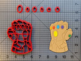 Comic Book Gauntlet 266-829 Cookie Cutter Set - $6.50+