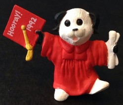 Hallmark Miniature Hooray Graduation Dog - $8.90