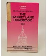 The Harriet Lane Handbook John Hopkins Hospital 12th Edition Book - $14.73