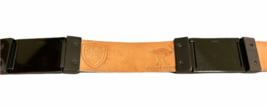 Lot of 3 Wild West Boots Women Rhinestone Belt Sz 28 Genuine Ostrich Leather image 9