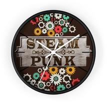 Steampunk, Steam Punk Wall clock! - $32.99