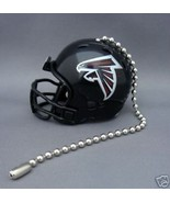 ATLANTA FALCONS CEILING FAN LIGHT PULL & CHAIN NFL FOOTBALL HELMET - $7.60