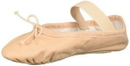 Bloch Kids Dance Girl's Dansoft Full Sole Leather (13 Wide Little Kid|Pink) - $34.43