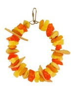 AE Cage Company Happy Beaks Mixed Fruit Ring Tropical Delight 1 count - $14.95