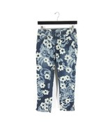 1 / S - 45 RPM 45rpm Japan Made Floral Bleached Skinny Leg Jeans 0517DS - $88.00
