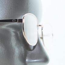 Petite Oval Gold Metal Wire Reading Glasses Classic Simple Frame +1.00 Lens - $14.97