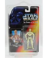 Rare THX Flyer made in China Kenner Star Wars C-3PO POTF Red Orange Card... - $39.99