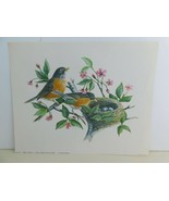 Vintage Paper Litho Art Print Family Affair by Harry J Moeller  No.757 - $17.63