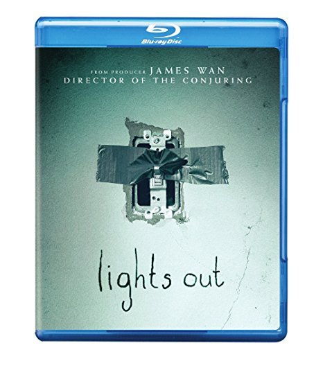 Lights Out [Blu-ray] (2016) New