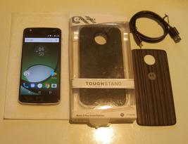 Near Mint Unlocked 32gb  Moto Z Play  XT1635  & More!! - $249.99