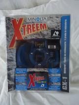 Minolta Xtreem Advanced New GX-1 Splashproof Camera Pack Still Factory P... - $18.62