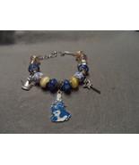Authentic Pandora bracelet with Disney Cinderella Themed beads - $87.00