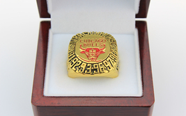 High Quality 1998 CHICAGO BULL Champion Ring Replica for collection - $25.99+