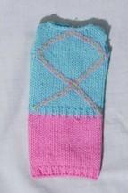 Vtg 1968 Barbie #1804 Mattel Knit Blue & Pink Dress - $24.70