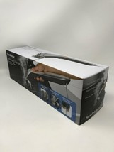 New in Box Brookstone Motorized Grill Brush with Heavy-Duty Steam Cleani... - $29.00