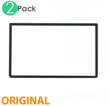 Black Top Plastic Screen Frame Surround Protector Cover For Nintendo 3DS... - $5.99