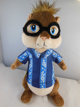 Build a Bear Workshop Simon Plush Alvin and the Chipmunks Chipwrecked 2011 - $9.89
