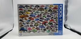 1000 piece VW jigsaw puzzle new - $17.75