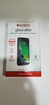 ZAGG Apple iPhone 11 / XR Invisibleshield Glass Elite Screen Protector NEW - $18.99