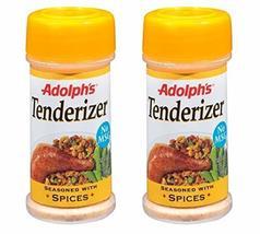 Adolph's Seasoned Tenderizer, 3.5 oz (Pack of 2) - $14.84
