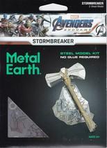 Fascinations Metal Earth Avengers Stormbreaker Laser Cut 3D MMS327 - $12.95
