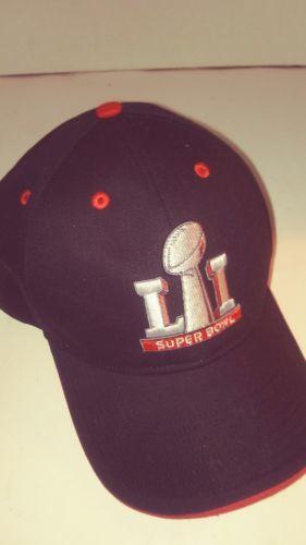 pretty nice cc809 0c1c9 New England Patriots Super Bowl LI 51 New Era 39Thirty Flex Cap OSFA RARE