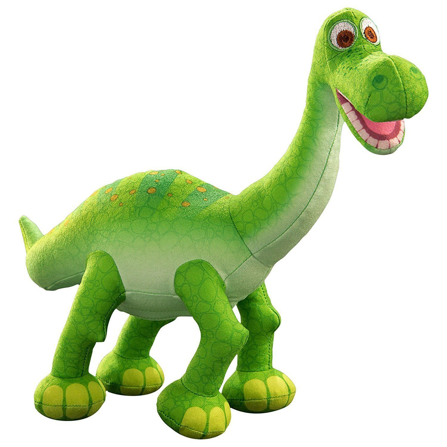 "Disney Pixar 16"" Green ARLO The Good Dinosaur Plush Walks Talks"