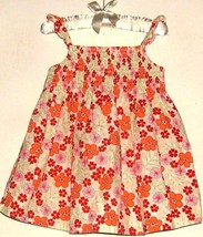GIRLS  DRESS AND UNDER PANTS SIZE 6 - 12 MOS. GYMBOREE - $4.00