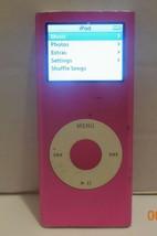 Apple iPod Nano A1199 Pink 4GB - $46.75