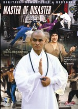 Master of Disaster Treasure Hunters DVD - Gordon Liu Uncut English dubbed - $22.00