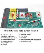 A4 A5 PVC Cutting Mat Self Healing Pad Model Building Tools Set Manual D... - $12.92+