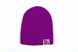 Yea Nice The Yearly Beanie 100% Acrylic Cali Desinged Skully Cap Winter Hat NWT image 2