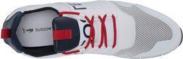 Lacoste Men's Premium Sport Menerva Elite 120 CMA Textile Sneakers Shoes image 15
