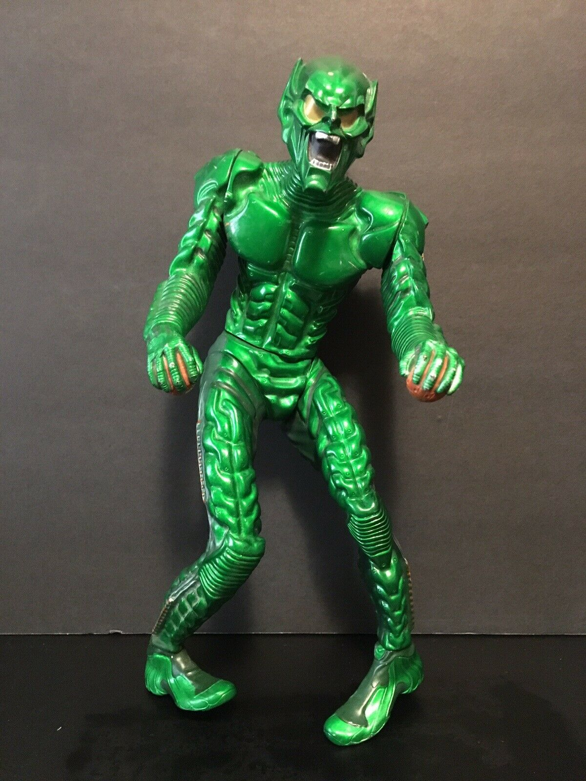 """Spider-Man The Movie Green Goblin Loose Marvel 12"""" Action Figure  2002"""