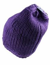 Bench Femmes Petunia Violet Jayme Tricot Acrylique Bonnet Souple Hiver Chapeau image 2