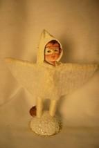 Vintage Inspired Spun Cotton, Ghost Boy Halloween image 2