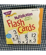Trend Flash Cards Multiplication All Facts Through 12 - $4.94