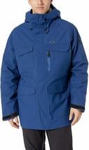 Oakley Men's Snow Insulated Jacket 15K/ 2L, Dark Blue, XX-Large XXL 2XL NEW $290 - $249.95