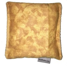 Khaki Rice Pack Hot Cold You Pick A Scent Microwave Heating Pad Reusable - $9.99