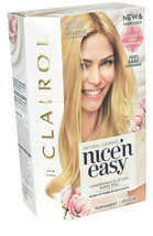 Clairol Nice & Easy Permanent Hair Color 10PB Extra Light Pale Blonde - $8.90
