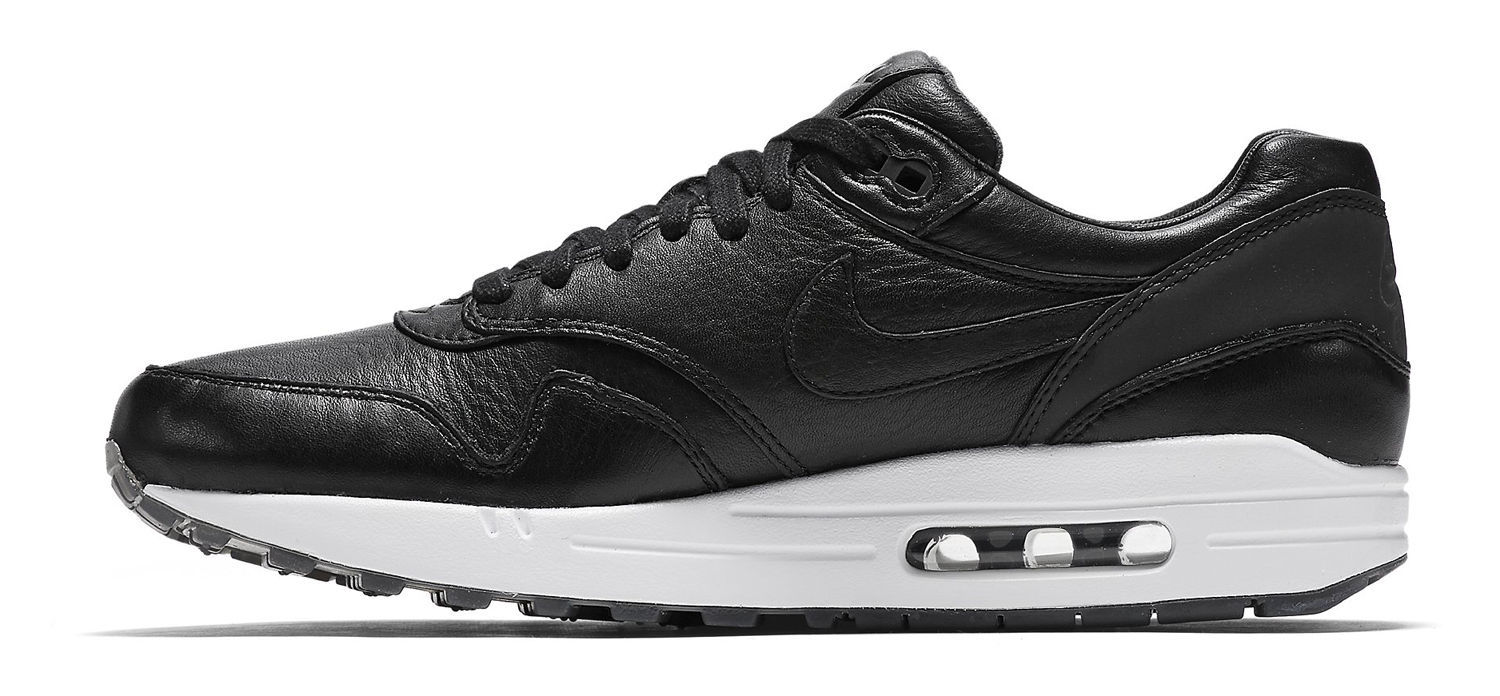 a88bcba45c594 NIkeLAb Nike Air Max 1 Deluxe sz 6 DS Mens 859554-001 Pinnacle NIB Black