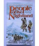 PEOPLE OF THE NIGHTLAND North Americans Series Kathleen O'Neal/Michael Gear - $5.00