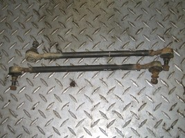 SUZUKI 1988 300 QUAD RUNNER 2X4 TIE RODS    PART 22,689 - $30.00